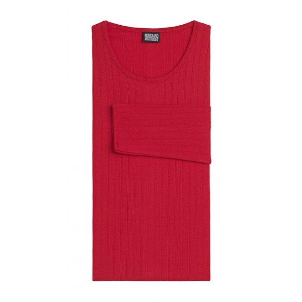 Nørgaard Paa Strøget, 101 T shirt, Rød, Alm. Længde